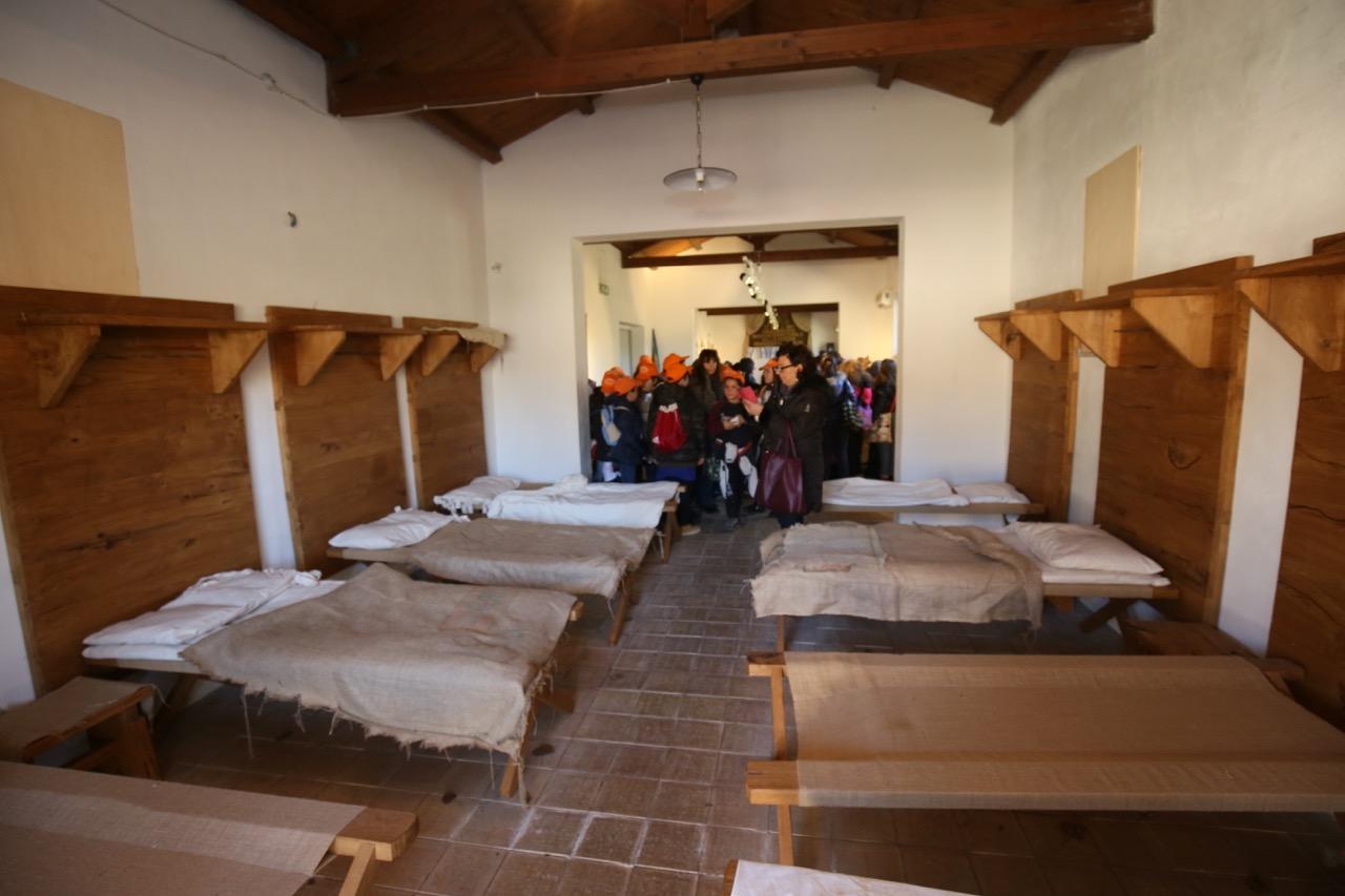 Festa della Liberazione, vandali nel museo di TarsiaDanneggiato ex campo di concentramento in Calabria