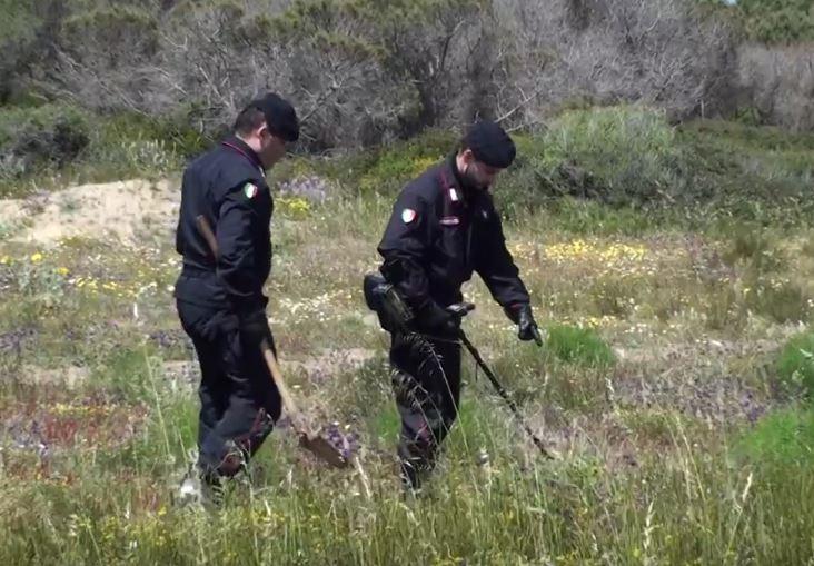 Omicidio Lettieri, al via la ricerca delle armi con cani molecolari e metal detector