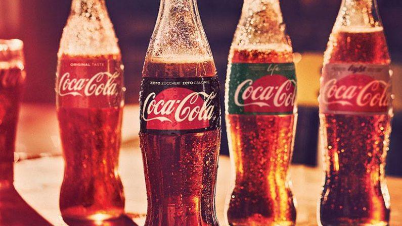 Coca-Cola e Basilicata, un binomio da 7 milioni di euro e quasi 300 lavoratori