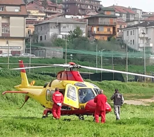 Incidenti sul lavoro, cade da una impalcaturaIn gravi condizioni un uomo nel Cosentino