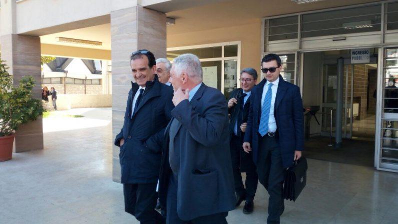 Sacal, interrogato presidente Provincia CatanzaroEnzo Bruno al gip: «Sono estraneo ad ogni accusa»
