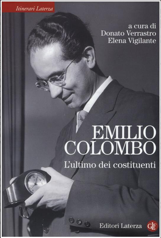 """Una strada e un libro: Potenza celebra Emilio Colombo, """"l'ultimo dei costituenti"""""""