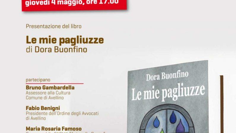 """""""Un libro al Centro"""", tocca a """"Le mie pagliuzze"""" di Dora Buonfino"""