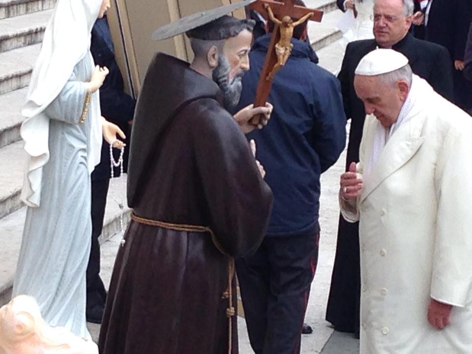 È ufficiale: il Beato Angelo da Acri sarà canonizzato a Roma il prossimo 15 ottobre