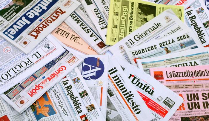 I parassiti che rubano i quotidiani