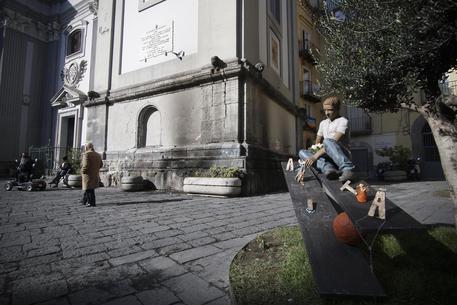 Stesa della camorra in rione sanità a Napoli