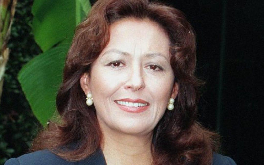 La giornalista Carmen Lasorella