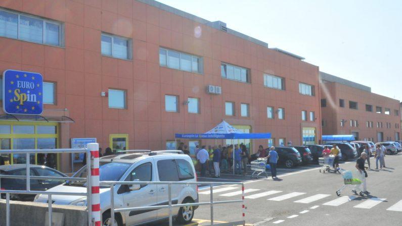 Catanzaro, Eurospin di via Lombardi a rischioIl Tar annulla l'autorizzazione ad aprire del Comune