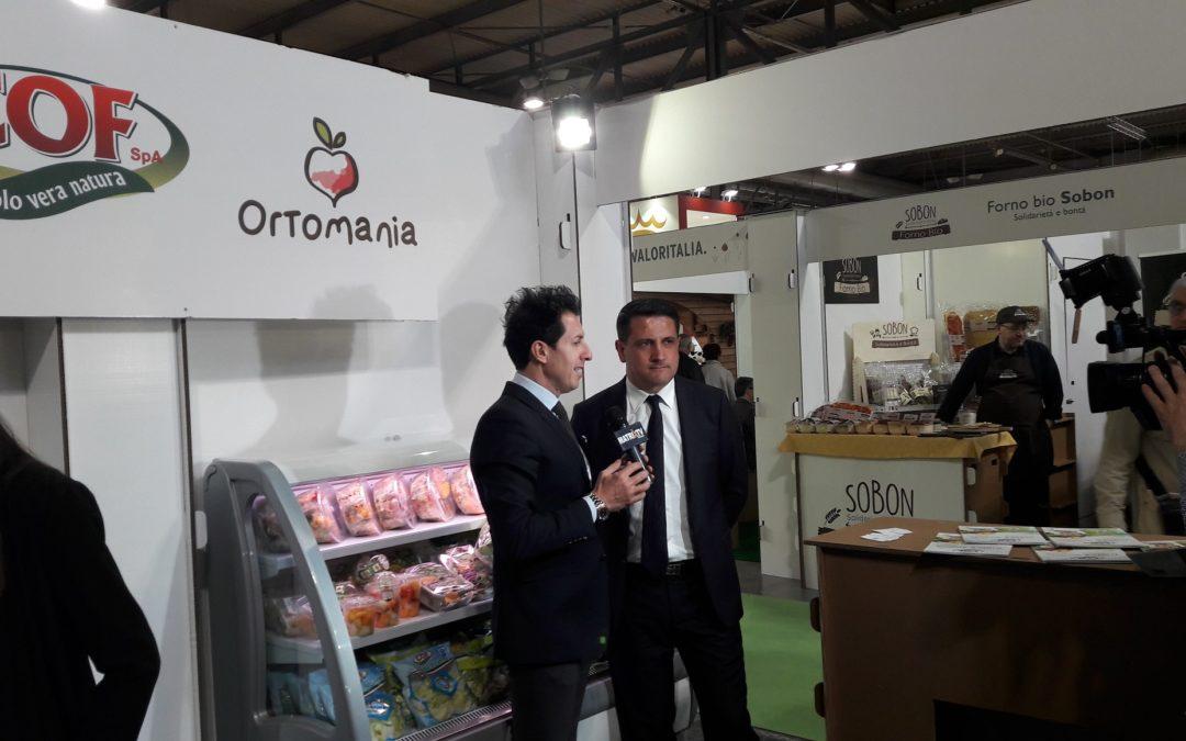 Agroalimentare, la doppia presenza di COF SPA  Protagonisti al Tuttofood di Milano e al Macfrut di Rimini