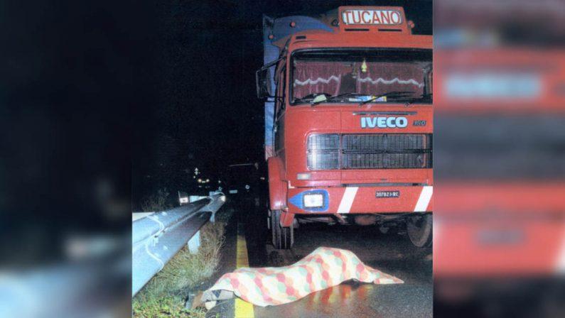Bergamini, lacrime e sangue a Roseto, il camionista e il dubbio 'ndrangheta