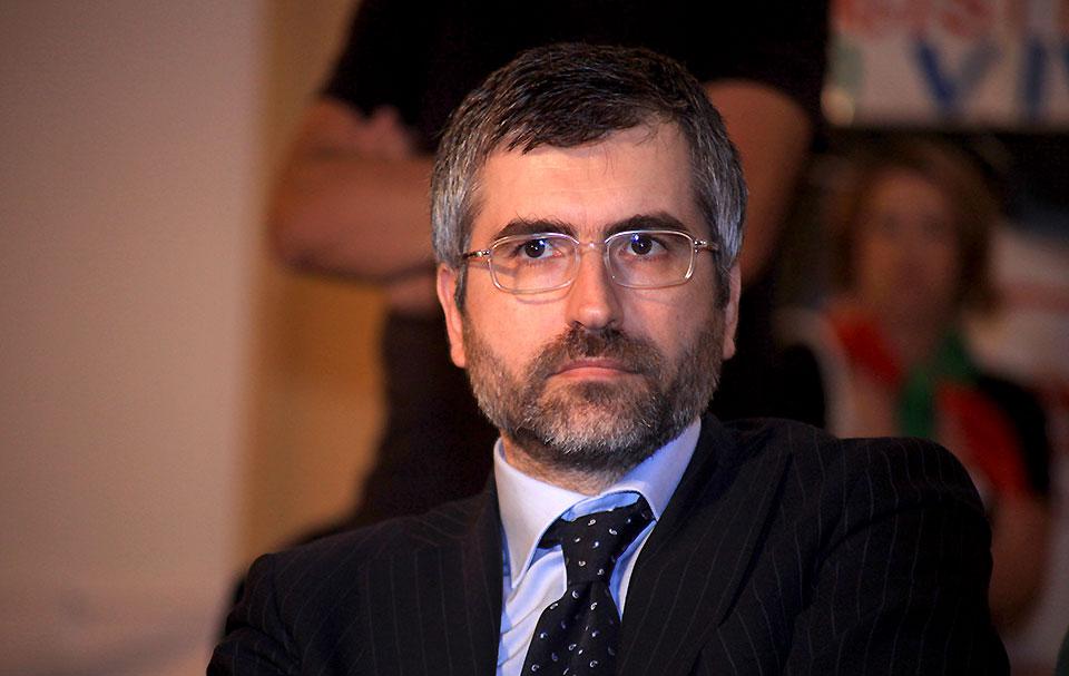 Il procuratore aggiunto di Reggio Calabria Giuseppe Lombardo
