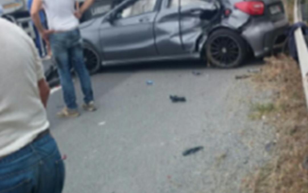 Grave incidente stradale in provincia di Cosenza  Tre feriti, necessario l'intervento dell'elisoccorso