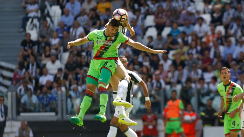 Serie A, Vrenna crede nella salvezza del Crotone«E' tutto in gioco, si deciderà nell'ultima gara»