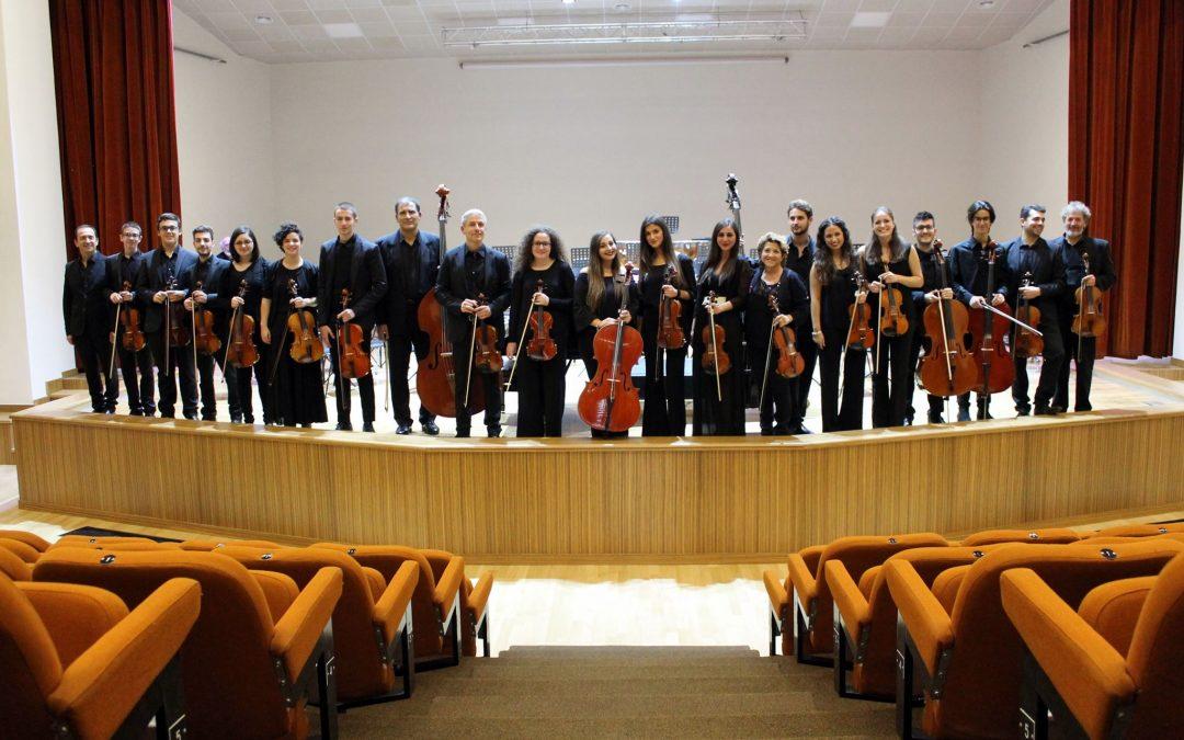 Conservatorio: dal Suomo di Avellino gli auguri di Natale alla citta'