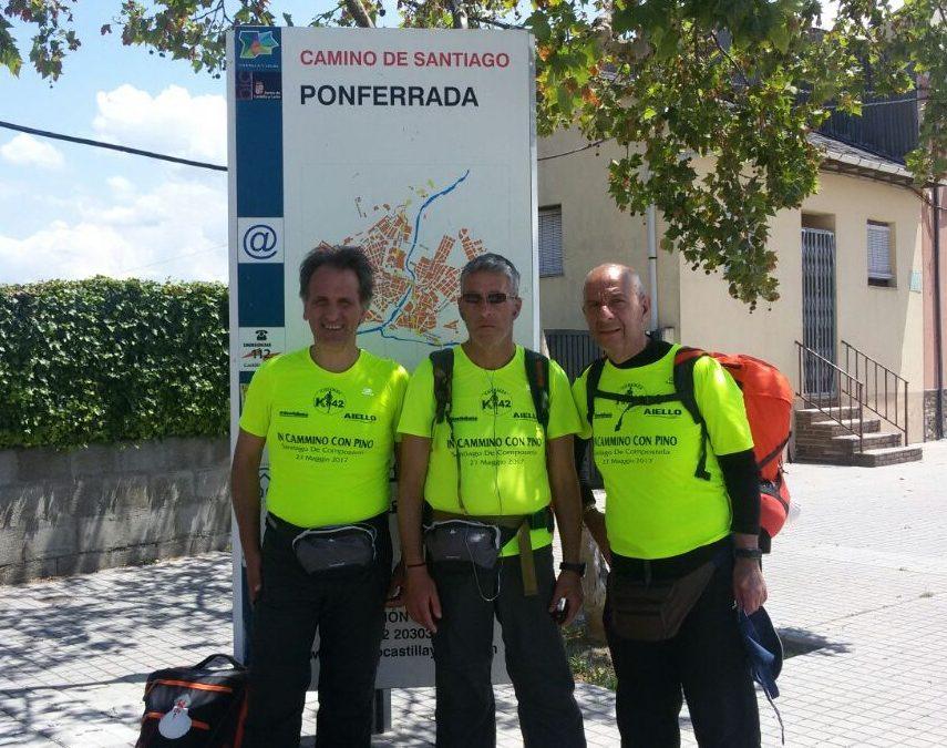 In cammino con Pino verso Santiago de Compostela Giorno 5
