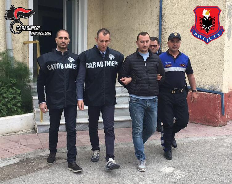 Latitante internazionale arrestato dai carabinieri  Era fuggito dalla Calabria nonostante diverse condanne