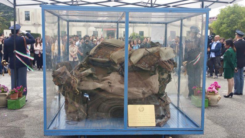 FOTO - L'Auto di Giovanni Falcone distrutta nell'esplosione a Capaci