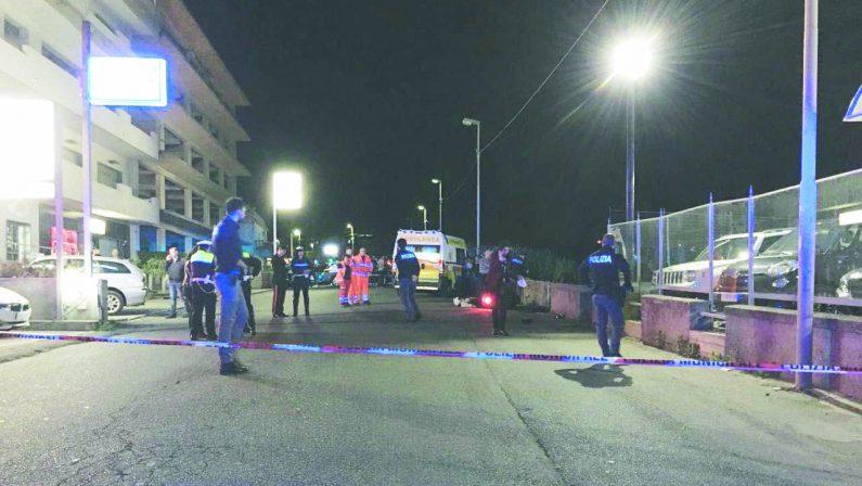 Omicidio a Reggio Calabria, ucciso un tabaccaio I killer lo hanno sorpreso mentre tornava a casa