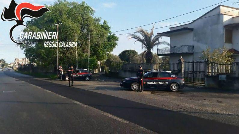 Violenze ai genitori e continue richieste di denaroArrestato a Reggio per maltrattamenti ed estorsione