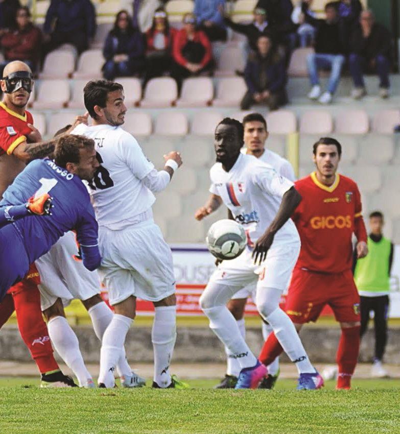 Lega Pro, il Catanzaro conquista la prima dei play outBattuta la Vibonese: la salvezza si decide nel ritorno