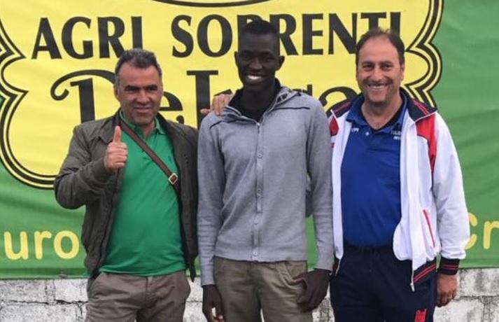 Da immigrato a calciatore, la storia di Seydou Diouf che fa sognare Mirto Crosia