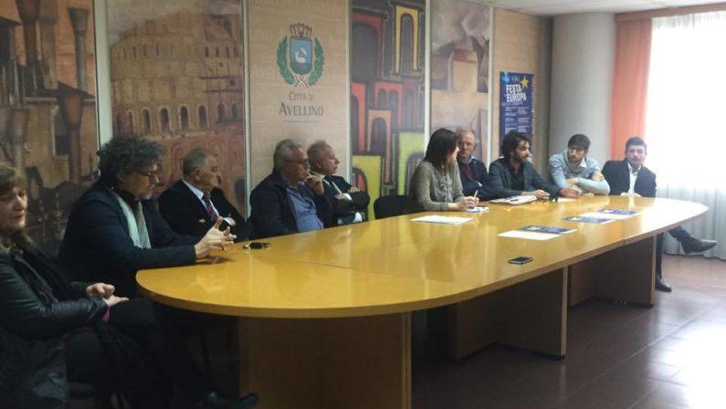 Festa dell'Europa 2017: Avellino celebra la ricorrenza con eventi ed iniziative tra Piazza Libertà, Villa Amendola e Valle