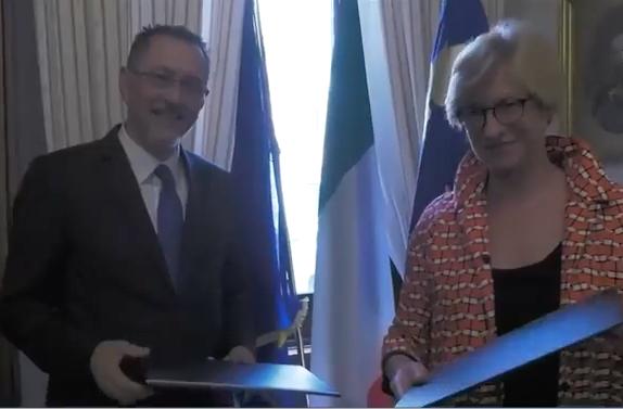 Sanità, l'accordo con il ministero della Difesa per offrire più servizi ai lucani