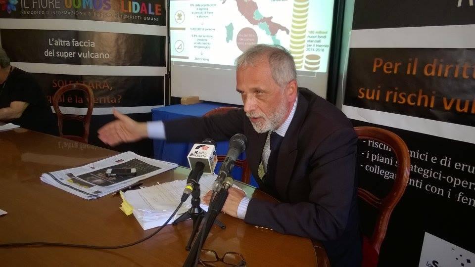 Maurizio Bolognetti, segretario dei radicali lucani