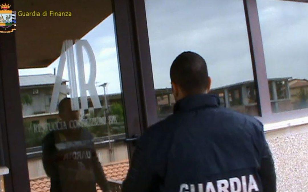 VIDEO – Sequestro beni ad imprenditore vibonese  legato alle cosche di 'ndrangheta Mancuso e Piromalli