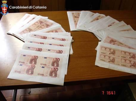 Giugliano, arrestato 66enne per falsificazione di denaro