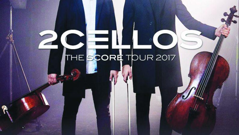 I 2Cellos all'Armonie di Arte Festival a Roccelletta di BorgiaLa formula del successo raggiunto dai due violoncellisti