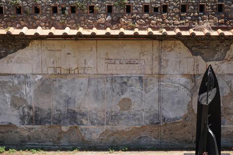 12 opere contemporanee esposte a Pompei