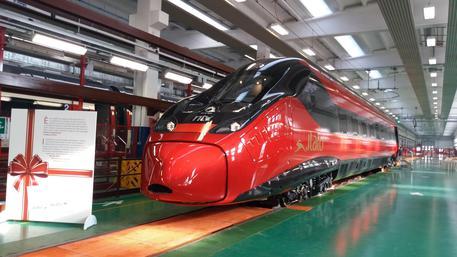"""Treno """"Italo"""" resta fermo vicino Napoli: nessuna spiegazione"""