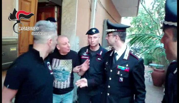 Arresto del boss Giuseppe Giorgi'Ndrangheta e calabresi, due squadre diverse