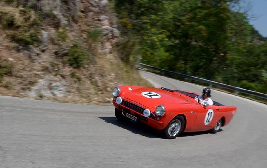 """Auto storiche, nel weekend la XIV edizione del raduno """"500 km della Basilicata"""""""