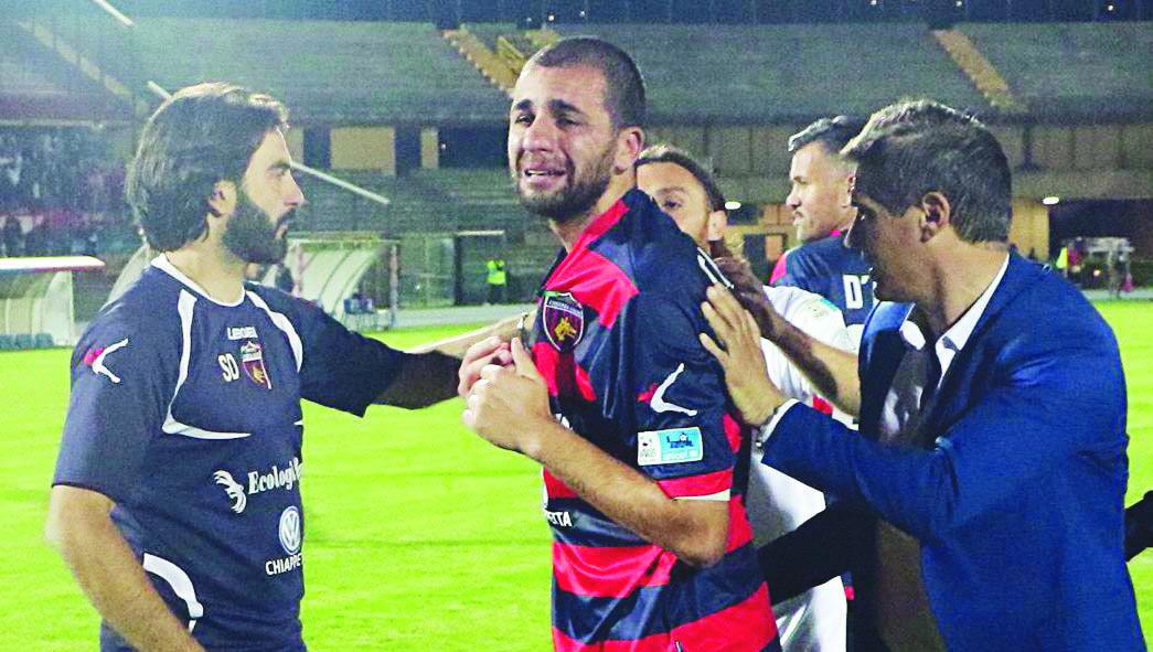 Lega Pro, il sogno del Cosenza si spegne con Pordenone  Finisce in pari la sfida di ritorno dopo la vittoria dei friulani