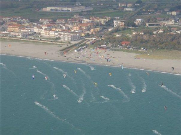 La spiaggia di Pesci e anguille a Gizzeria LidoLe meraviglie della Calabria, una regione da scoprire
