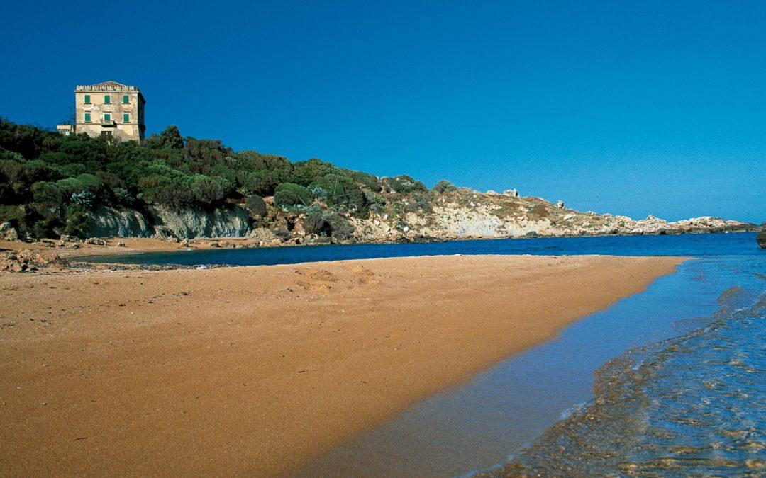 La spiaggia di Scifo