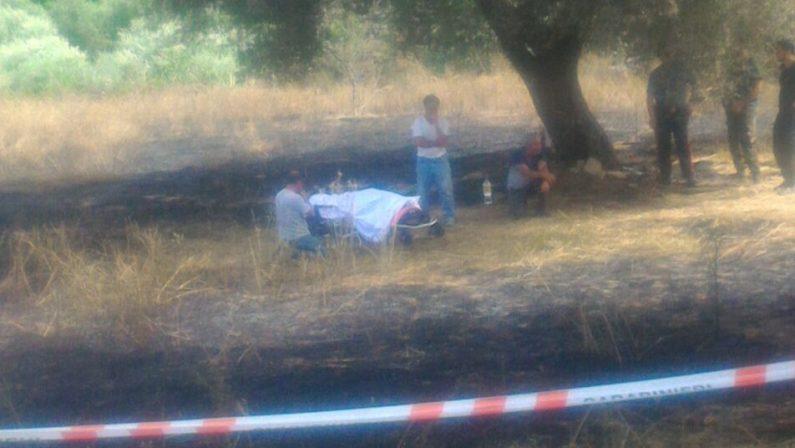 Dramma in provincia di Vibo ValentiaUna donna muore nel rogo del proprio casolare