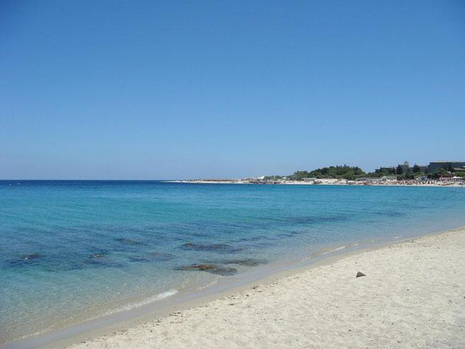 La spiaggia di Sant'Andrea apostolo dell'IonioLe meraviglie della Calabria, una regione da scoprire