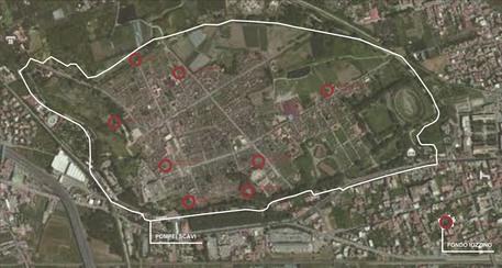 Pompei, otto nuovi scavi nella città sepolta