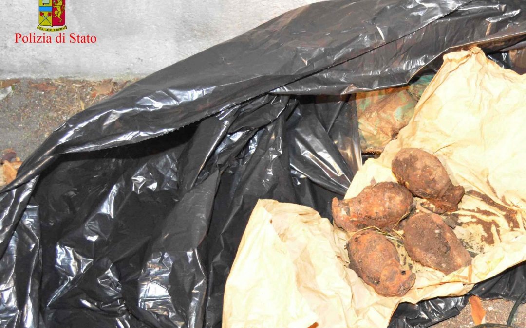 Le bombe ritrovate