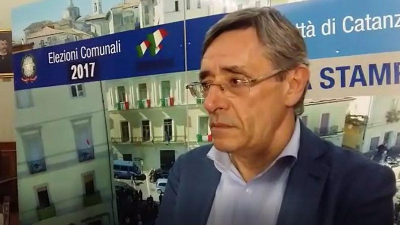VIDEO - Elezioni a Catanzaro, il commento a caldo di Baldo Esposito