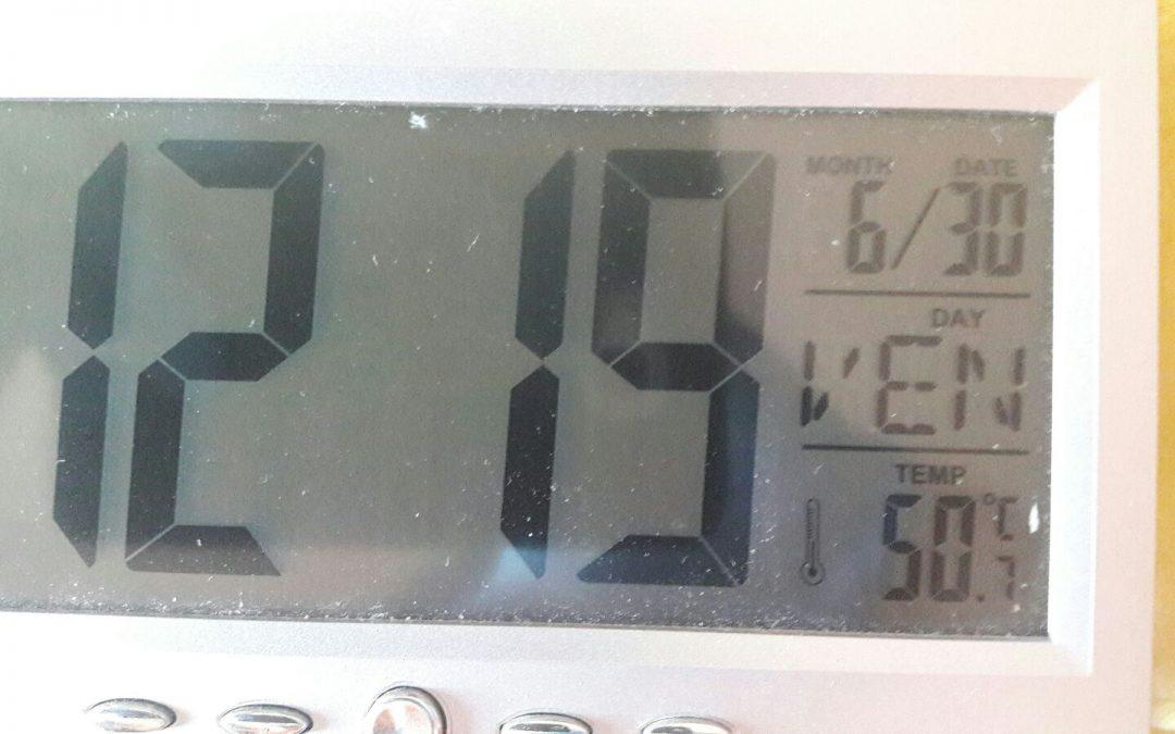 Nel Vibonese il termometro segna 50,7 gradi  Record di caldo continua ad avvolgere la Calabria