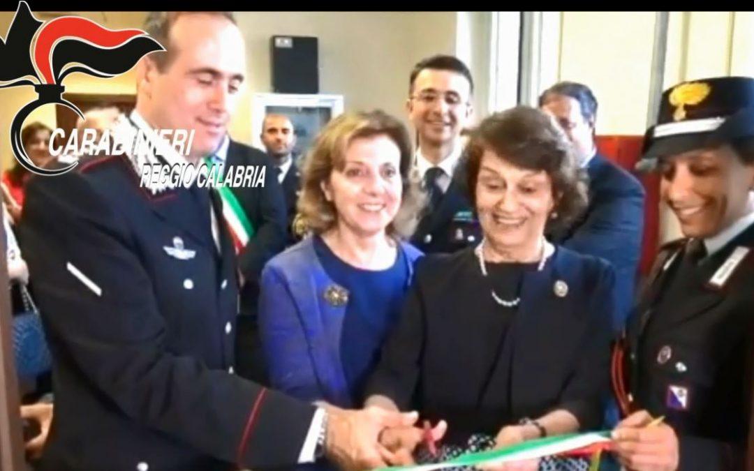 VIDEO – Prima denuncia nel centro contro la violenza  L'iniziativa a Locri di Carabinieri e Soroptimist