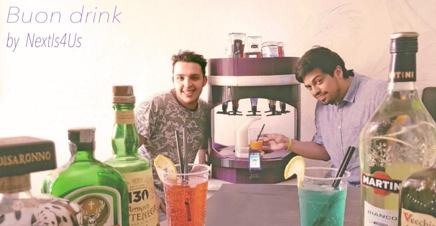 VIDEO - Il robot che crea i cocktail creato da un ingegnere calabrese