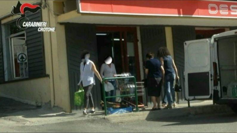 VIDEO -Denunciata per assenteismo una donna del Crotonese