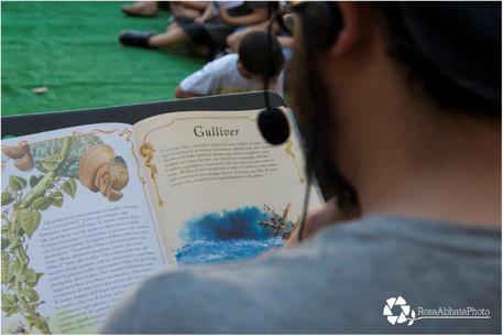 Giugliano, apre laboratorio di letture creative