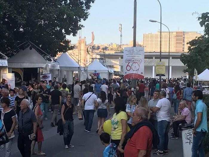 Napoli, boom di visitatori alla Fiera della Casa: oltre 85mila alla Mostra D'Oltremare