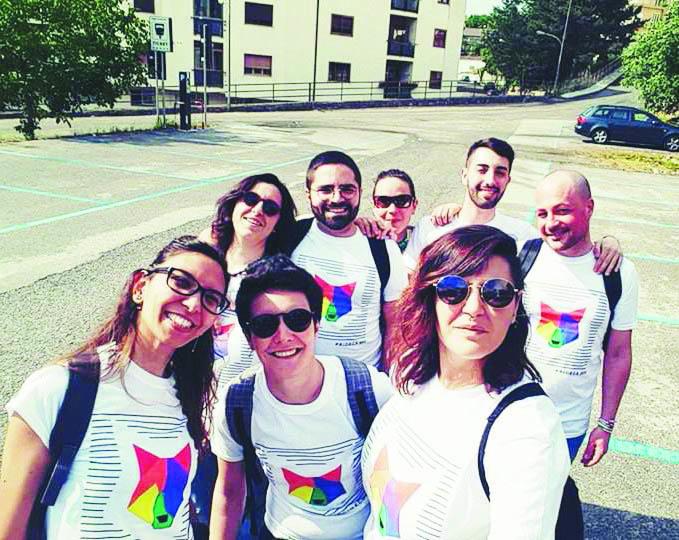 Tutto pronto per il Pridecs: a Cosenza mostre, convegni e il corteo contro ogni discriminazione
